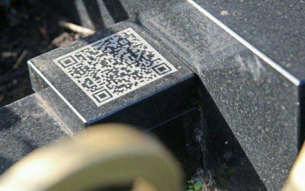 На кладбище в ногу со временем-29 фото-