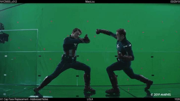 20+ фактов о том, что происходит на съемочных площадках фильмов о киновселенной Marvel