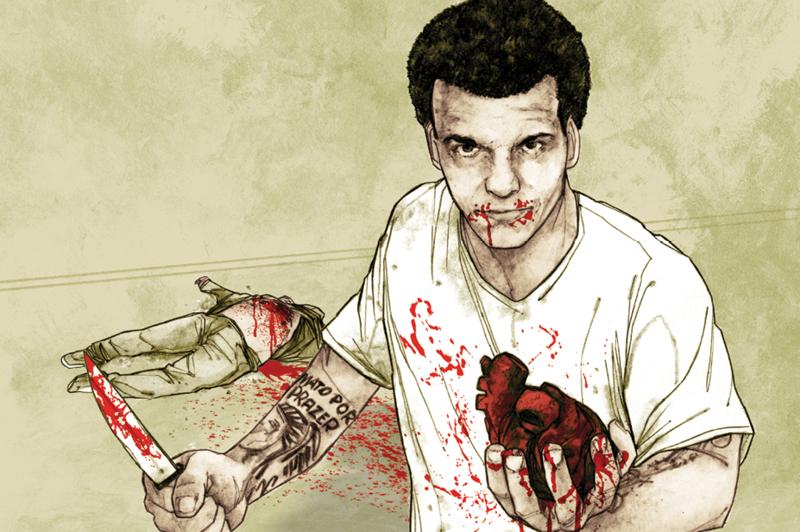 Он убил сотню человек и сожрал сердце собственного отца. А теперь ведет канал на ютубе-3 фото-