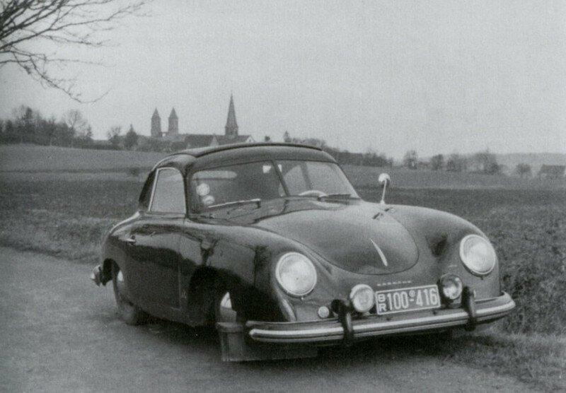 Porsche со шваброй: почему его так боялись контрабандисты-5 фото-