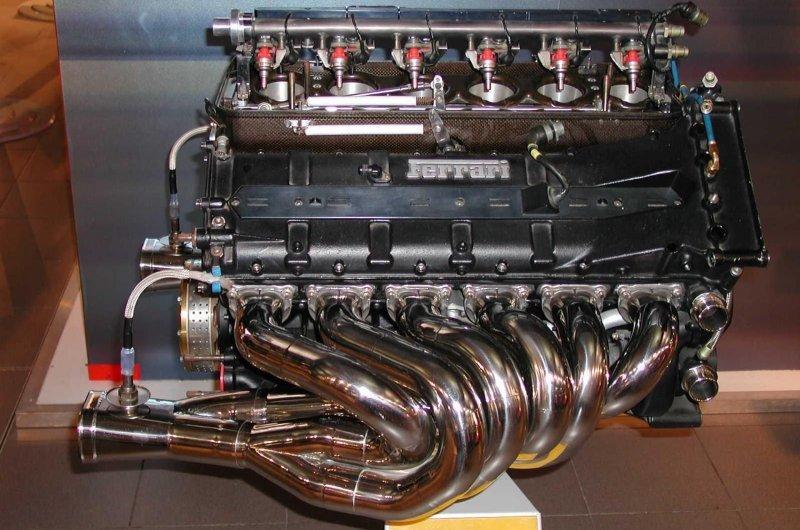 -Формульный- двигатель V12 Ferrari выставили на продажу по цене нового суперкара-3 фото-