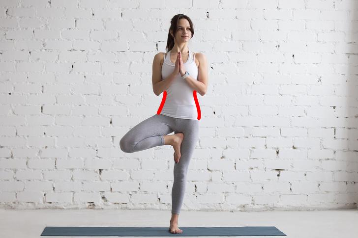 7 простых упражнений, которые вернут вам гордую осанку всего за 10 минут в день