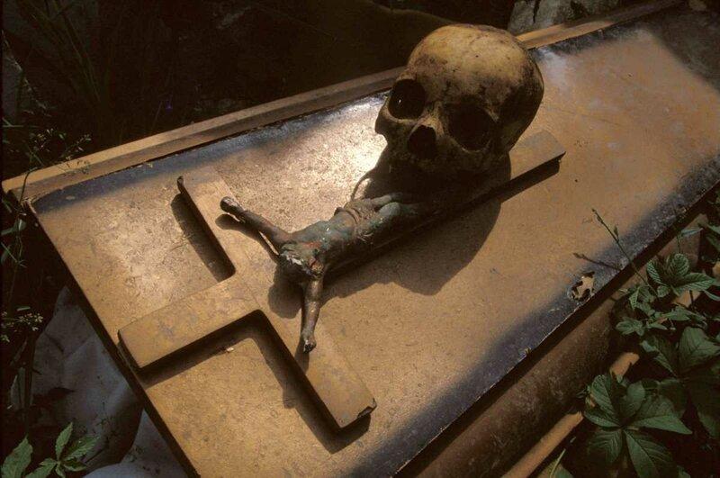 Легенды о Мари Лаво — жестокой ведьме Вуду-13 фото-
