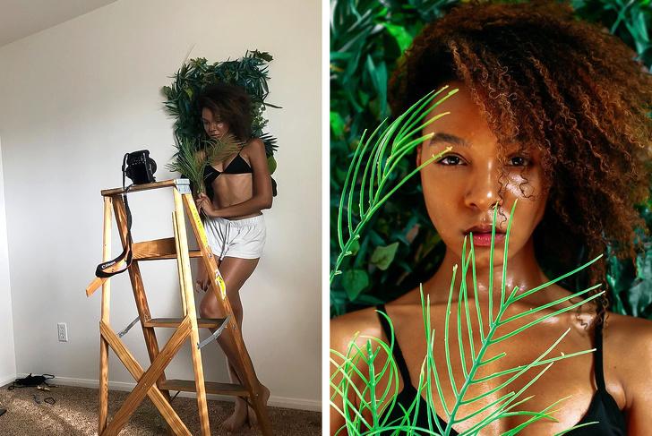 20+ фотографов, которые доказали, что для креативных снимков нужен вовсе не фотошоп, а смекалка Интересное
