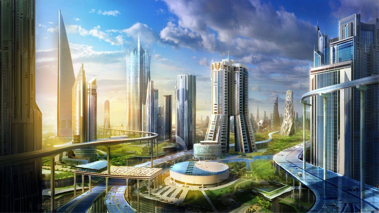 В Саудовской Аравии появится мегаполис будущего