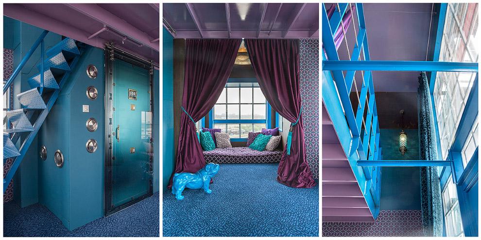 Самый известный безумный отель Амстердама туризм и отдых
