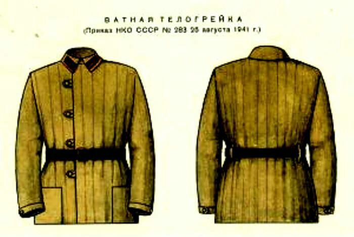 Любопытные факты о советском ватнике