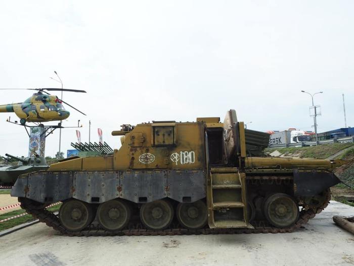 Танк «Ладога», который создавался для ядерной войны, а в итоге пригодился в Чернобыле авто