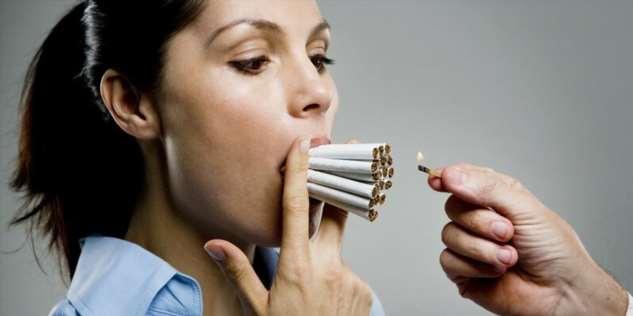 10 фактов о курении среди женщин (4 фото + 1 видео)