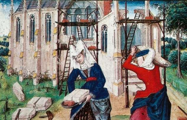 Мужские профессии, которые в прошлые времена были чисто женскими