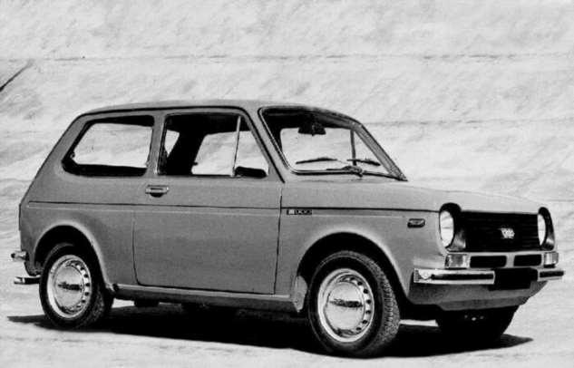 Какие автомобили ВАЗ никогда не выпускались серийно? (4 фото)