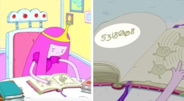 12 деталей в популярных мультфильмах, которые настолько тонки, что их не все поняли Интересное