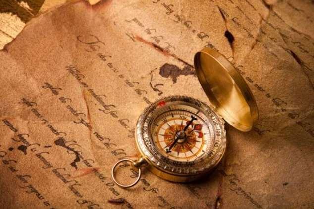 Как работает компас?  Интересное