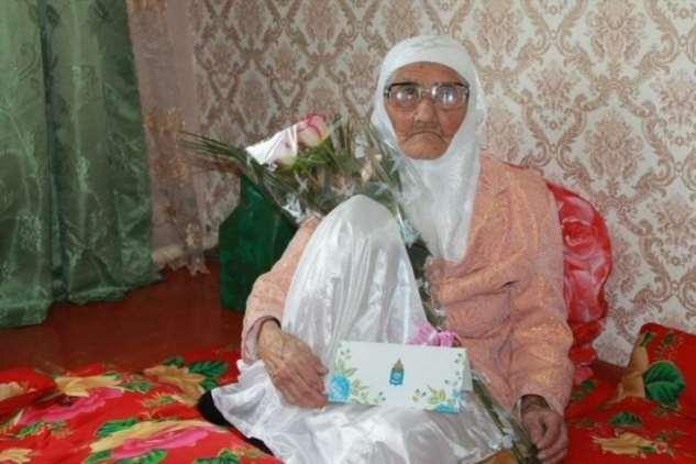В Астраханской области на 125-м году жизни умерла старейшая жительница планеты (3 фото)