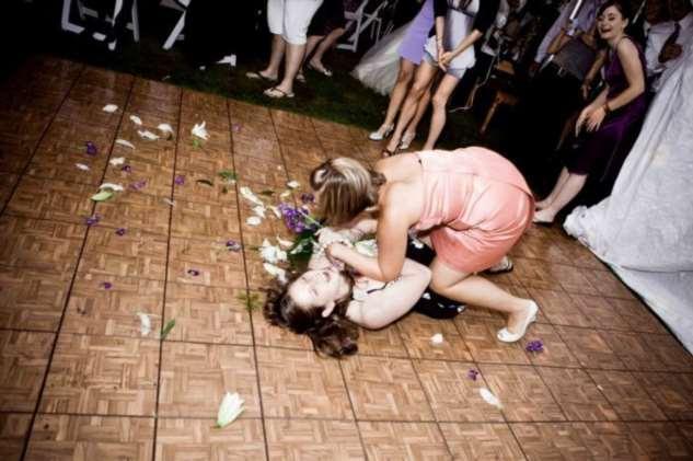 Конфликты на свадьбе: причины и решения (9 фото + 1 видео)