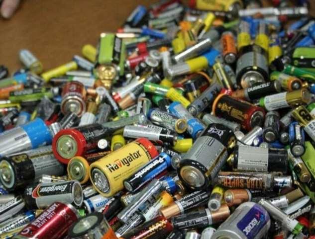 Нас буду штрафовать за выбрасываемые батарейки (4 фото)