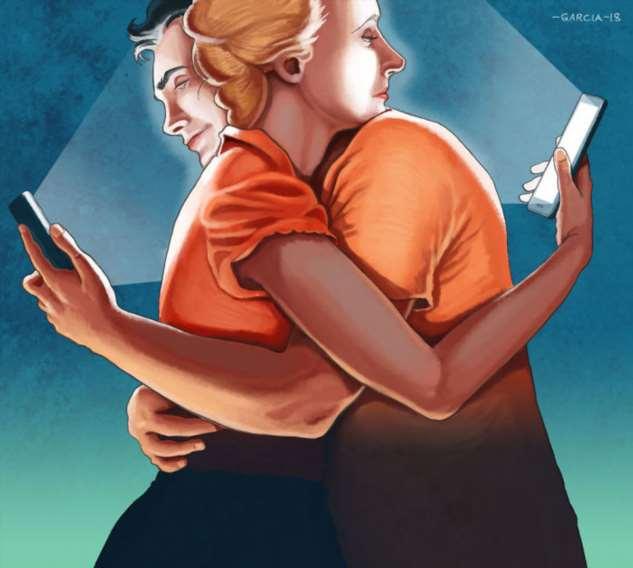 36 иллюстраций о том, что не так с нашим обществом Интересное