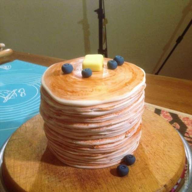Самые необычные торты от кондитера из Санкт-Петербурга Интересное