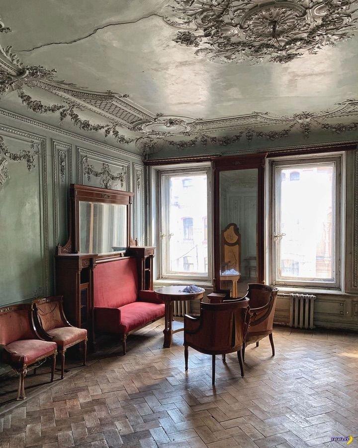 Невероятные питерские квартиры Интересное