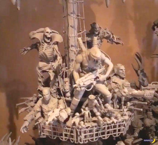 Левиафан –ковчег Апокалипсиса Интересное