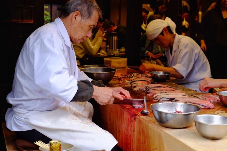 Японские традиции за пределами нашего понимания