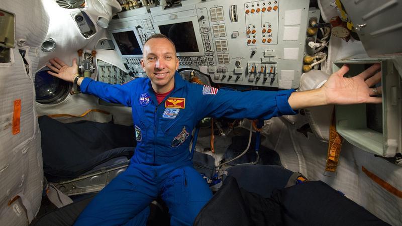 Как становятся космонавтами Интересное
