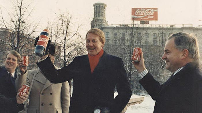 История -Кока-Колы- в СССР