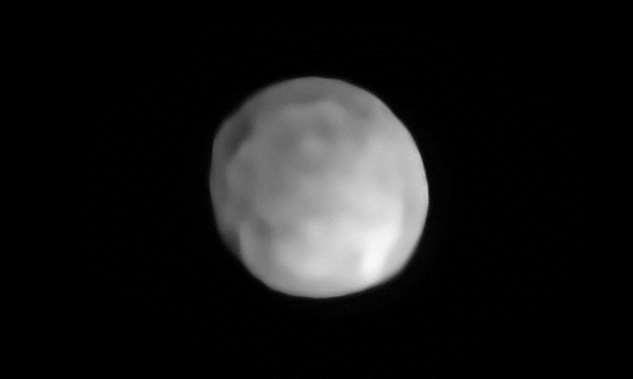 В Солнечной системе найдена новая планета