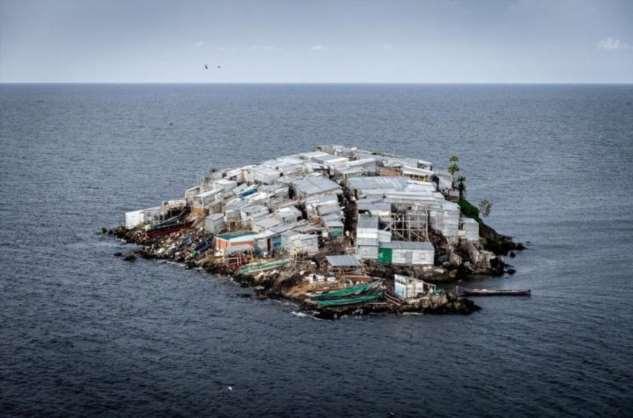 Мгинго – самый населенный в мире остров