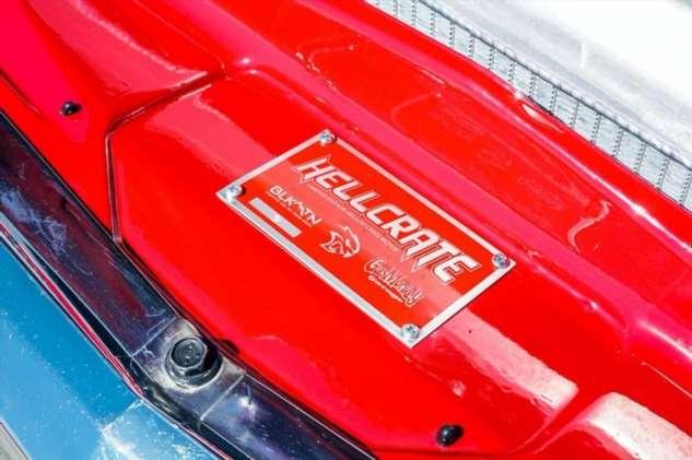 30-летний Jeep Grand Wagoneer оснастили 700-сильным мотором V8 Hellcat  Интересное
