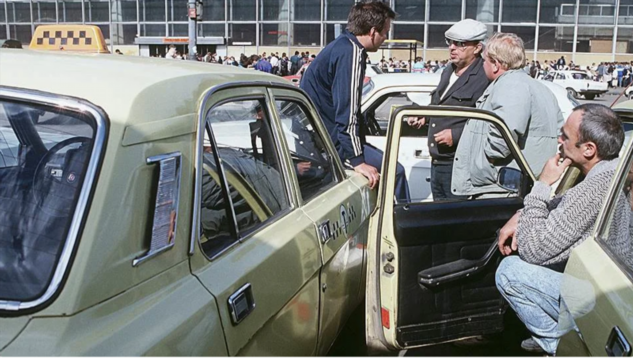 Таксисты недовольны ценами и будут бастовать по всей стране  Интересное