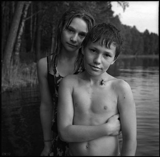 Монохромный мир Олега Виденина первая часть  Интересное