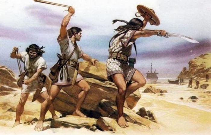 «Каменный дождь»: почему в античность пращников ценили намного больше, чем лучников