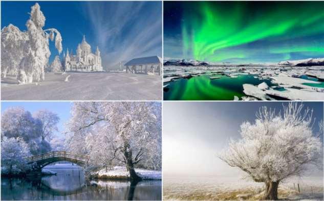 25 потрясающих фотографий зимы со всего мира