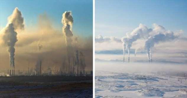 Город, который… смог (16 фото)