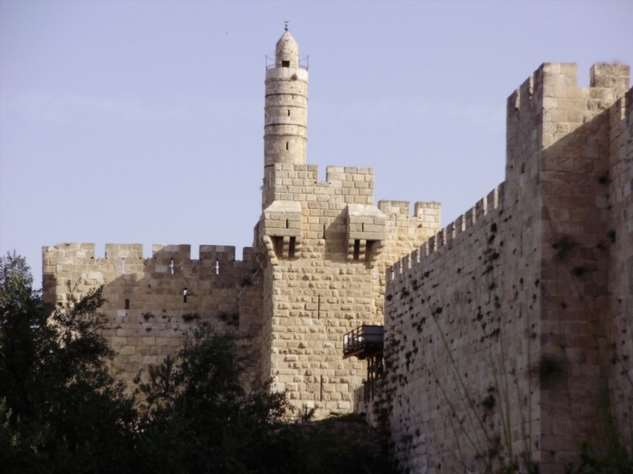 Библейская археология: 4 реальных места, упомянутые в Библии Интересное