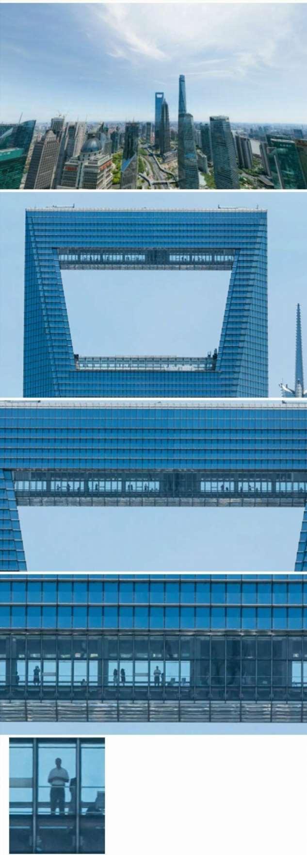 Кто-то сделал 195-гигапиксельную панораму Шанхая, и люди находят в нем забавные вещи  Интересное