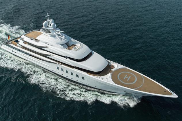 Большие и быстрые яхты 2019 года, которые покажут на выставке во Флориде Интересное