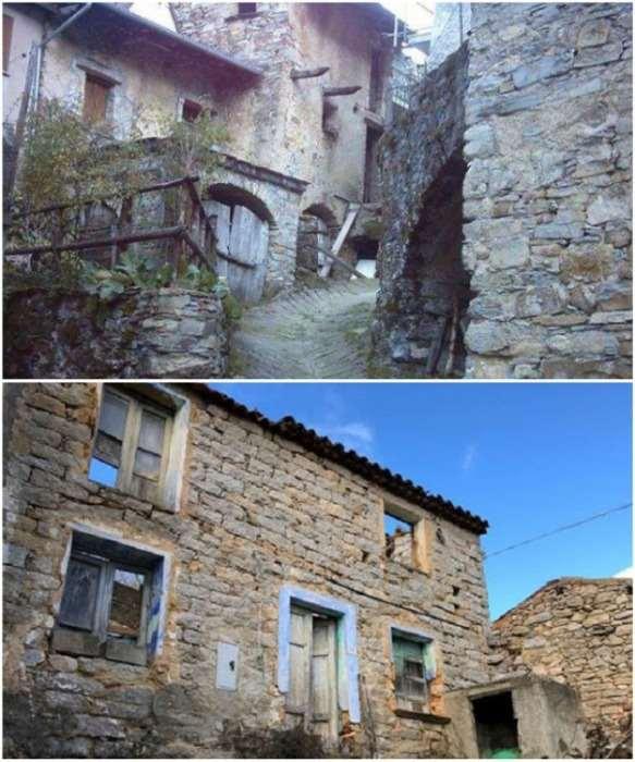Почему в Италии раздают дома даром, и Что нужно сделать, чтобы стать обладателем недвижимости Интересное