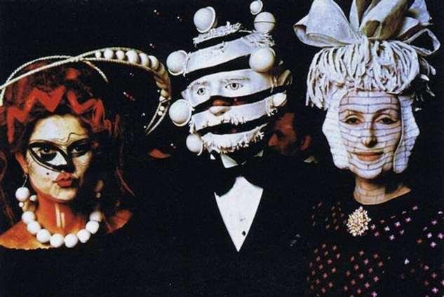 Фантасмагория и сюрреализм: бал у Ротшильдов в 1972 году