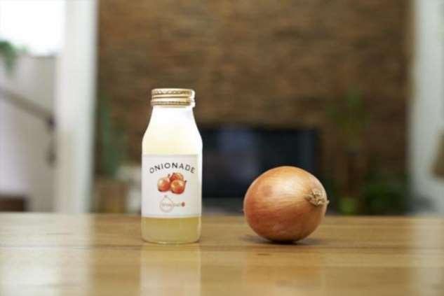 Onionade — луковый лимонад, новое изобретение японцев