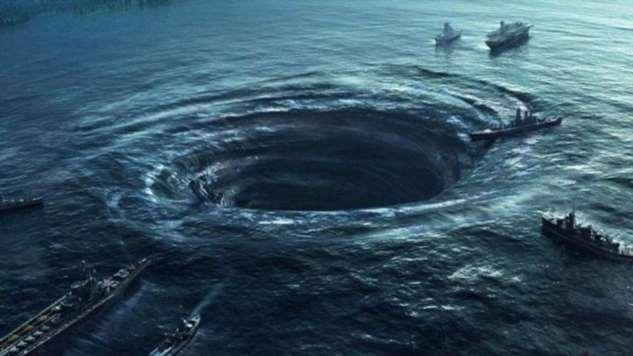 Самые жуткие аномальные зоны мирового океана
