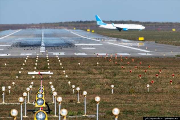 Новый аэропорт Ростова-на-Дону Интересное