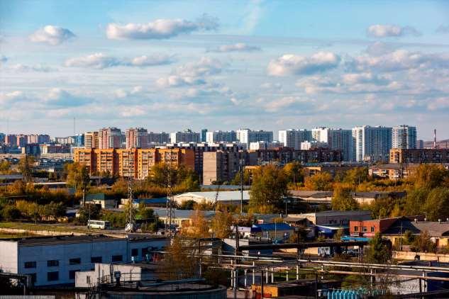Красноярская ТЭЦ Интересное