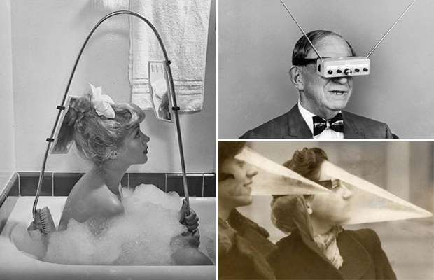 Необычные изобретения из прошлого
