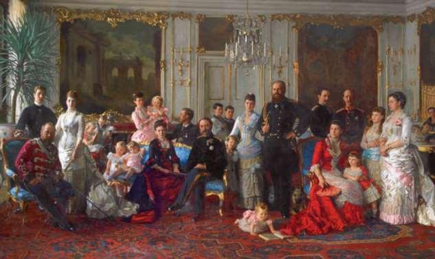 Народные и домашние прозвища в семье Романовых