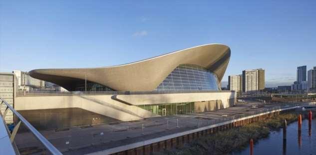 Как Заха Хадид, в которую никто не верил, стала Моцартом в мире архитектуры Интересное
