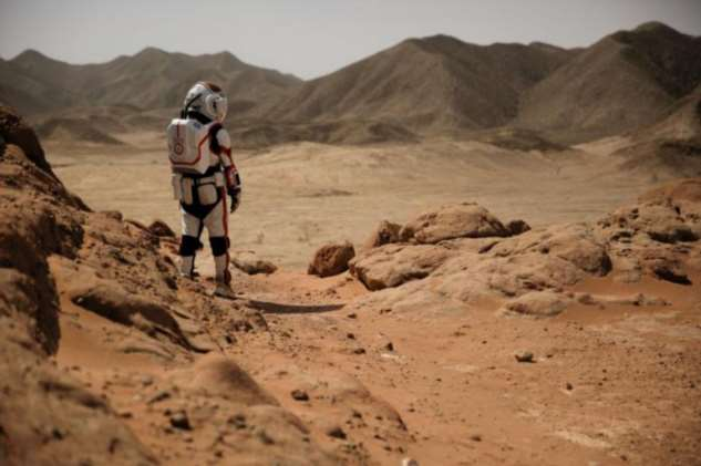 Сумасшедшее поведение кислорода на Марсе поставило НАСА в тупик Интересное