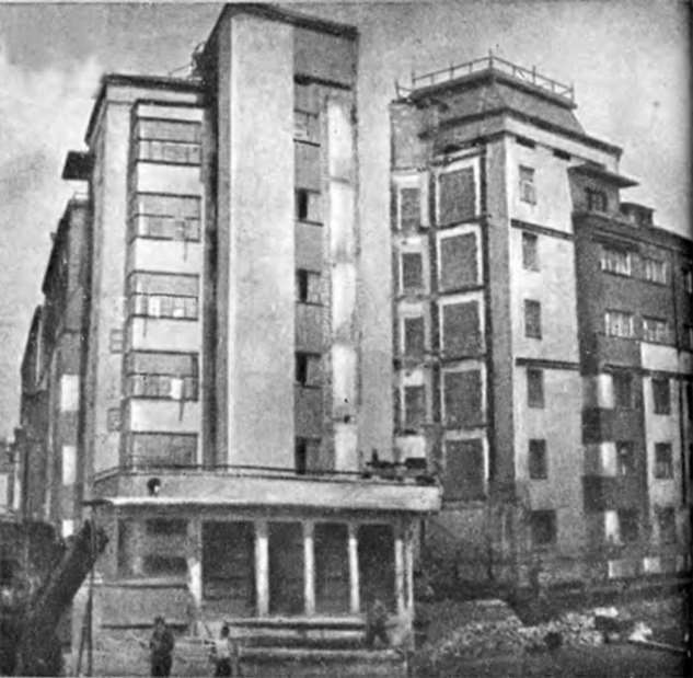 Проклятый странный дом, или почему в пятиэтажке на Садовнической квартиры начинаются с №63  Интересное