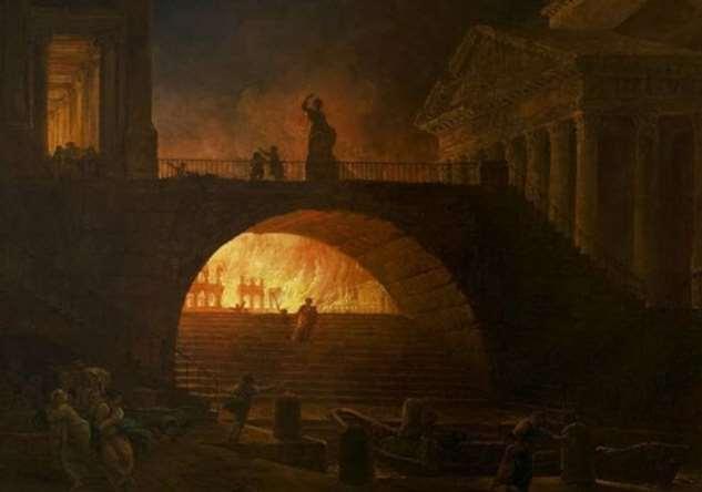 Любопытные факты о древнем Риме Интересное